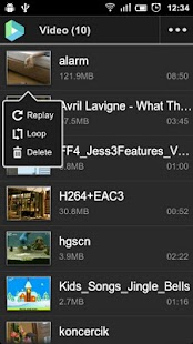 VPlayer Codec ARMv6VFP- screenshot thumbnail