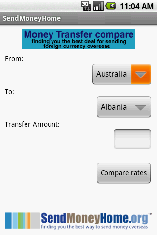 Currency converter & Compare - screenshot