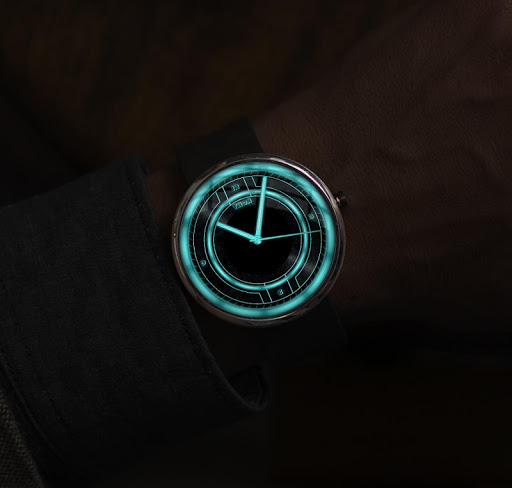 ThonB- Android Wear Watch Face