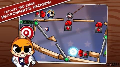 Hank Hazard: The Stunt Hamster Screenshot 4