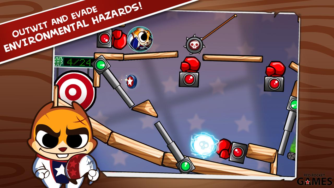 Hank Hazard: The Stunt Hamster screenshot #4
