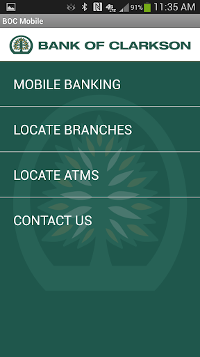 Bank of Clarkson Mobile