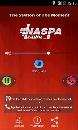 【免費音樂App】Naspa Radio-APP點子