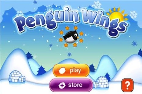 Penguin Wings