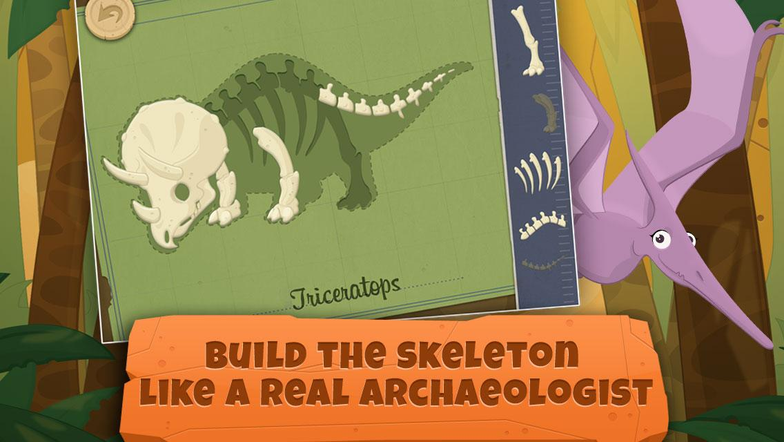 Archaeologist - Jurassic Life- screenshot