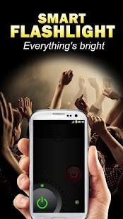 Flashlight - Smart Flashlight+ - screenshot thumbnail