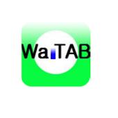 """WaiTAB for Waiter order 7"""" up"""