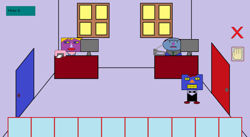 Office Boy: Adventure Game