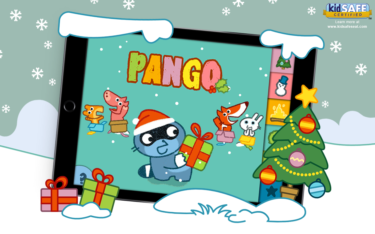 Pango Christmas- screenshot