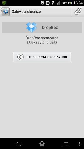 Safe+ synchronizer