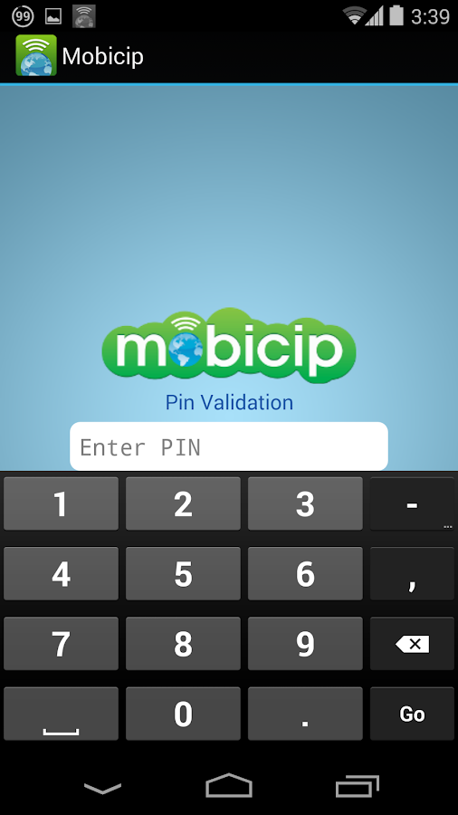 Mobicip Safe Browser - screenshot