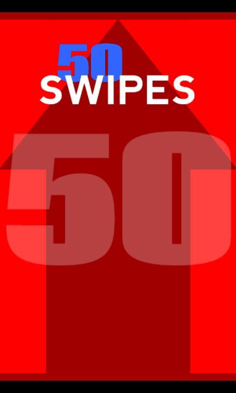 50 Swipes- screenshot