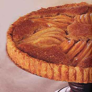 Pear and Hazelnut Frangipane Tart Recipe