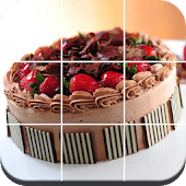 Jigsaw Puzzle Cakes