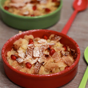 Pineapple and Mango Crumble