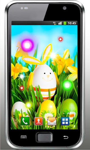 Easter Bunnies Best HD LWP