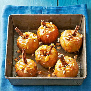 Maple-Glazed Baked Apples