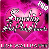 Smokin' HOT PINK Live WP PRO