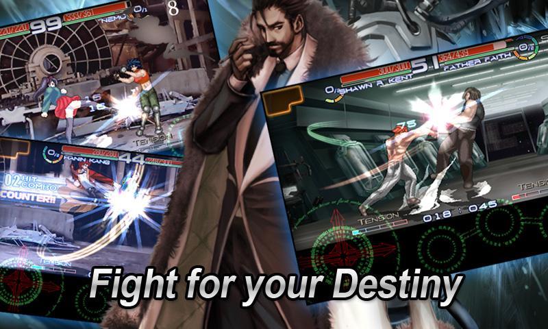 Asura Cross - screenshot