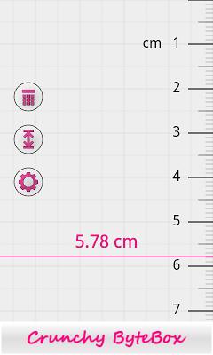 Ruler - screenshot