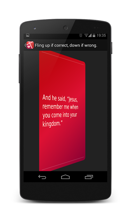 Bible Memory: Remember Me - screenshot