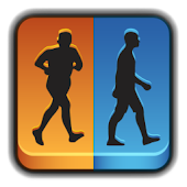 Run / Walk Intervals Timer