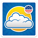 USA Weather Forecast and Radar icon