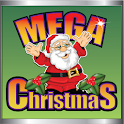 Mega Christmas Slot Machine icon