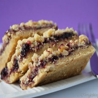 Oatmeal Jam Bars Recipe