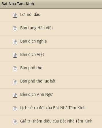 Bat Nha Tam Kinh - Kinh Phat