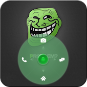 Green Troll Go Locker Theme