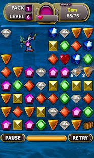 Jewel Magic Challenge- screenshot thumbnail