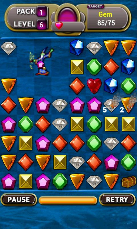 Jewel Magic Challenge - screenshot