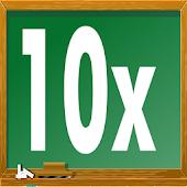 Simple multiplication table