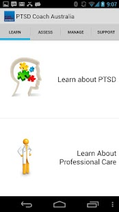 PTSD Coach Australia- screenshot thumbnail
