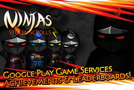 Ninjas - STOLEN SCROLLS v1.2