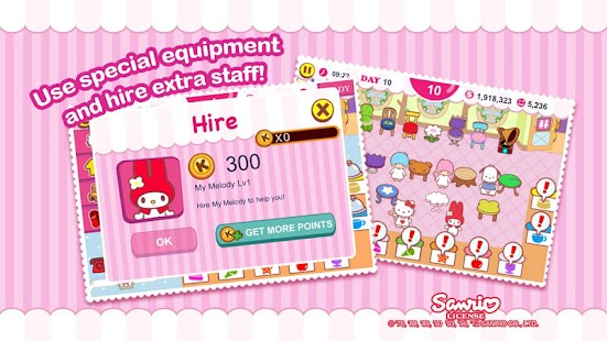 Hello Kitty Cafe - screenshot thumbnail