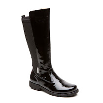 Step2wo Faye - Long Leather Boot BOOT