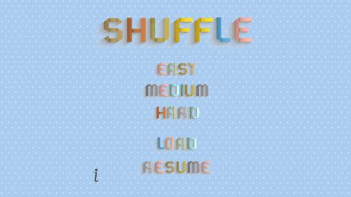Shuffle Easter
