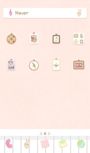 girl's room dodol theme