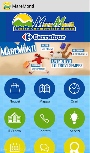 MareMonti Centro Commerciale