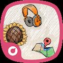 Doodle Style Theme icon