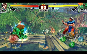Street Fighter IV apk 1.00.00 for Android