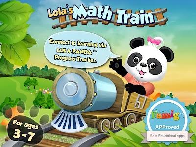 Lola's Math Train Learn Basics v2.3.8