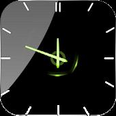 Crystal Clock Analog 4 in1