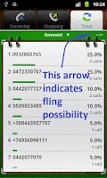 Screenshot of Stats Tracker