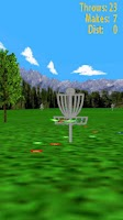 Screenshot of Droid Disc Golf Lite