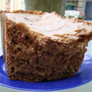 Tangy Cranberry Bread
