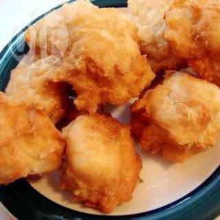 Jamaican Fried Dumplings.