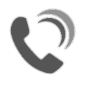 Fake call logo